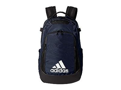 adidas 5-Star Team Backpack (Collegiate Navy) Backpack Bags