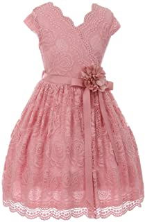 d6ab0573f9ef Flower Girl Dress Daily Casual Dress Easter Summer Pageant 9 Colors  Available