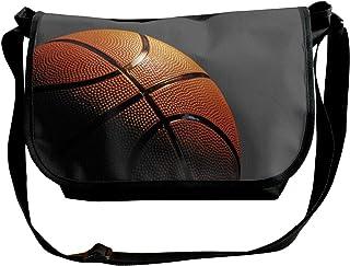 Reginald Nixon ボール バスケット ショルダーバッグ メッセンジャーバッグ 斜めがけ 軽量 カジュアル 旅行 アウトドア スポーツ 通学 通勤