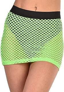 iHeartRaves Women's Rave Festival Bodycon Mini Skirts
