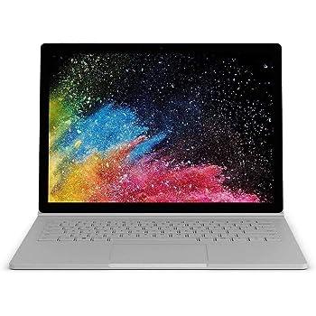 Microsoft Surface Book, Intel Core i5-6300U, 8GB RAM, 128GB SSD, LCK-00001 - (Renewed)