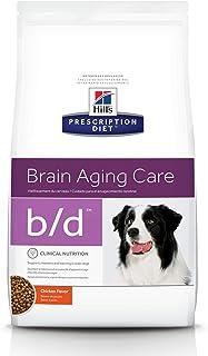 Hill's Prescription Diet b/d Brain Aging Care Chicken Flavor Dry Dog Food, 17.6 lb bag