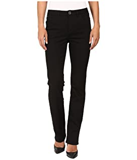 Supreme Denim Olivia Straight Leg in Black