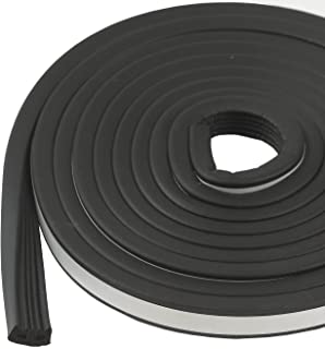 M-D Building Products 1033 M-D 0 All Profile Weather-Strip Tape, 10 Ft L X 19/32 in W 5/16 in T, Epdm Rubber, Black