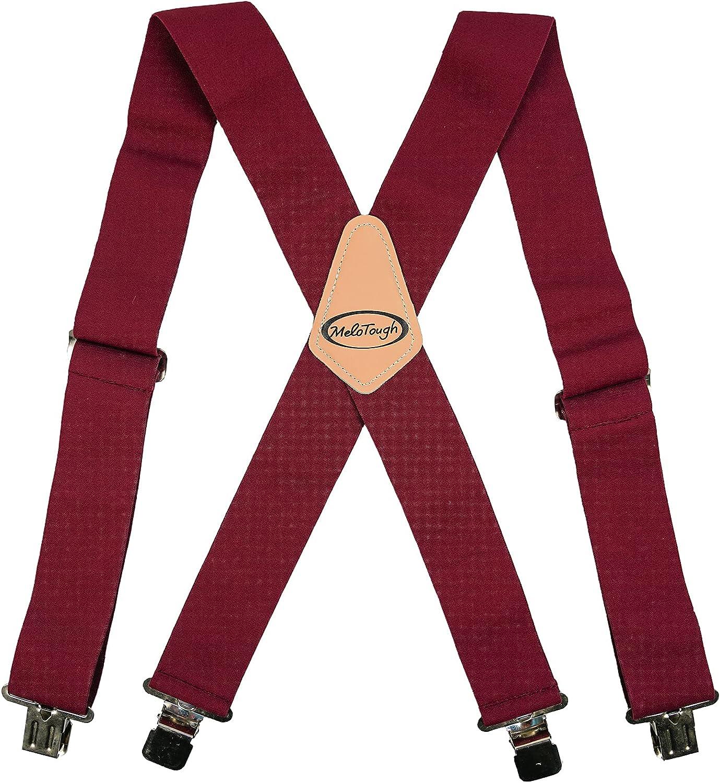MELOTOUGH Mens Suspenders 2