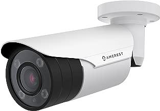 Amcrest 4xOptical Zoom HD 1080P 1920TVL Bullet Outdoor Security Camera(Quadbrid 4-in-1 HD-CVI/TVI/AHD/Analog), 2MP 1920x1080, 164ft NightVision, Motorized Varifocal Lens 40°-90°, White (AF-2MBC-VARIW)