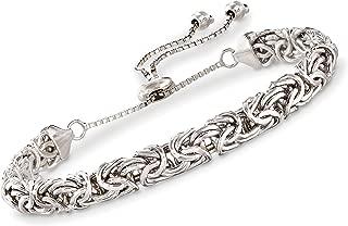 Byzantine Bolo Bracelet