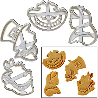 FULL SET of 4 Characters Cookie Cutters inspired by