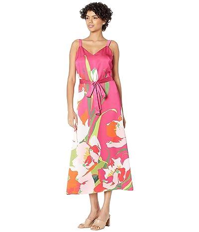 Ted Baker Meaaa Urban Printed Midi Dress Women
