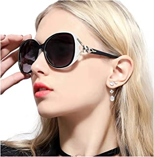 Classic Oversized Sunglasses for Women, HD Polarized...