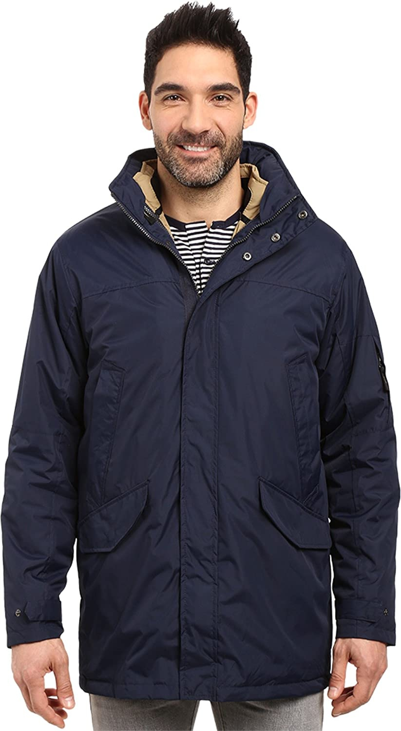 IZOD depot Men's Ranking TOP8 Insulated 3-in-1 Parka Zip Jacket Inner Out with