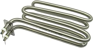 Elemento calefactor de lavadora-secadora Bosch