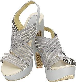 Digni Latest Stylish Heel Sandal for Women's