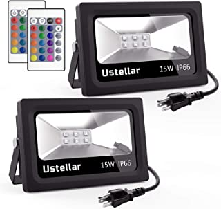Best outdoor color changing led flood lights Reviews