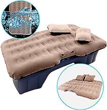 HIRALIY Car Air Mattress for Back Seat Inflatable Car Mattress Portable Travel Camping..