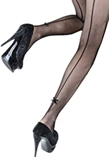 bfd882b7f4a45 Yelete Killer Legs Women's One/Plus Size Patterned Fishnet Tights Stocking  Pantyhose