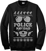 Best police navidad sweatshirt Reviews
