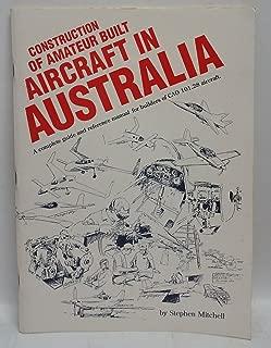 Construction Of Amateur Built Aircraft In Australia