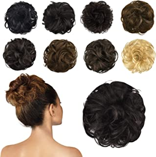 Best human hair ponytail curly Reviews