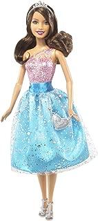 Barbie Modern Blue Princess Party Doll