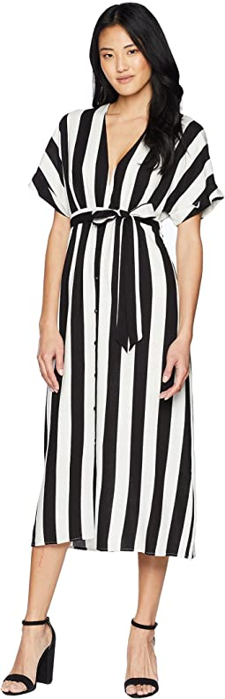 Adley Buttoned Dress