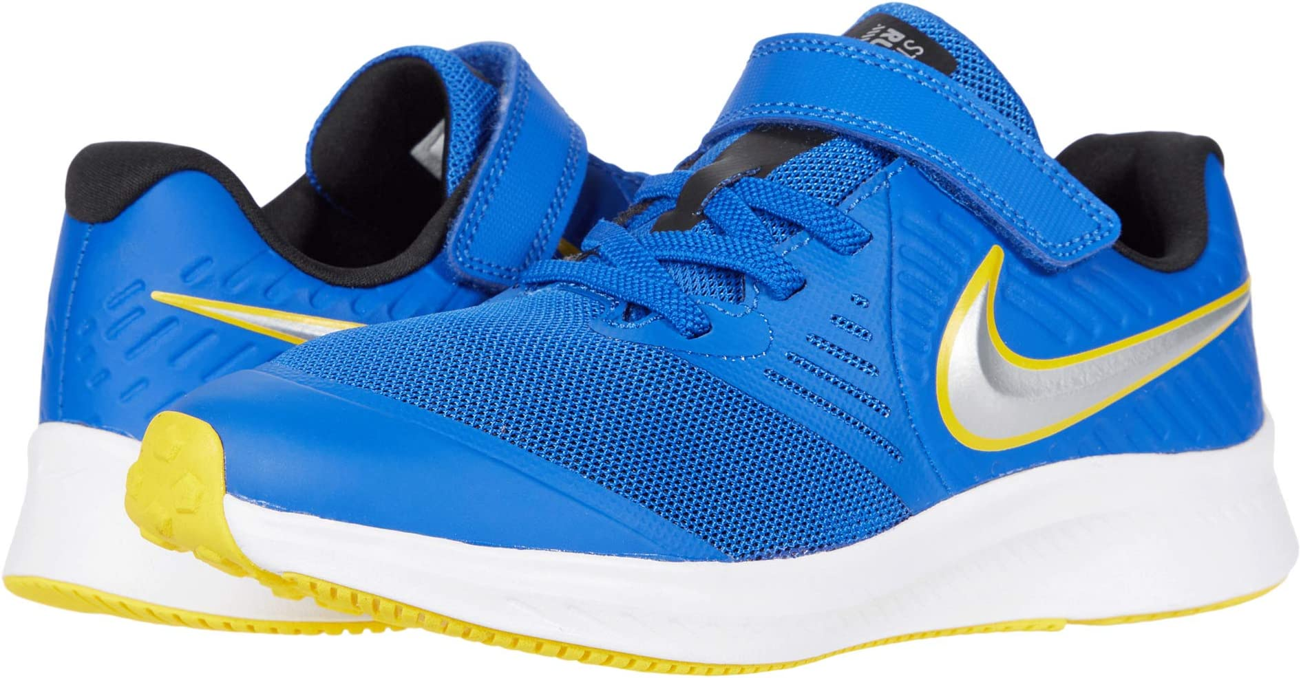 Nike® Kids Star Runner 2 Round-Toe Sneaker