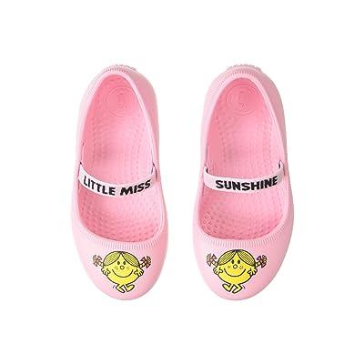 Native Kids Shoes Little Miss Sunshine Margot Print (Toddler/Little Kid) (Princess Pink) Girls Shoes