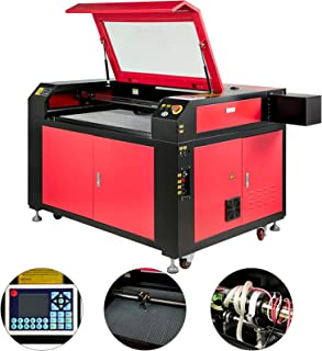 Mophorn Laser Cutter 36x24Inch Laser Engraver 100W CO2 Laser Engraving Machine with DSP Control System and USB Interface(36x24 Inches Engraving Area)