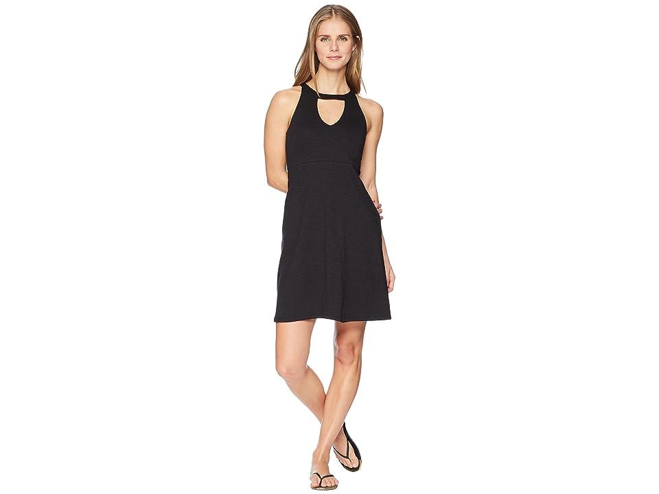 Toad&Co Avalon Dress (Black) Women