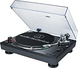 Audio-Technica ATLP120USB Direct Drive Professional USB Turntable - (Black)