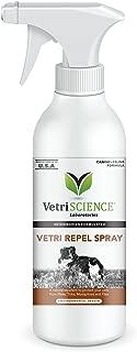 VetriScience Laboratories - Vetri Repel Flea & Tick Repellent Spray, 16 Ounce