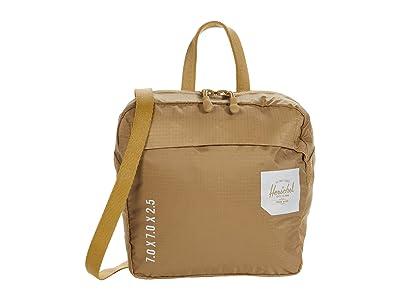 Herschel Supply Co. Ultralight Crossbody (Coyote) Handbags