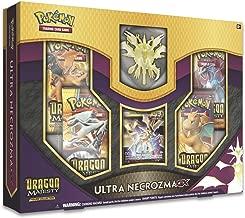 Pokemon TCG: Sun & Moon 7.5 Dragon Majesty Ultra Necrozma Gx Box