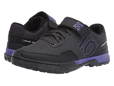 Five Ten Kestrel Lace (Black/Purple/Carbon) Women