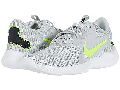 Nike Flex Experience Run 9 (Grey Fog/Volt/Black/White) Men