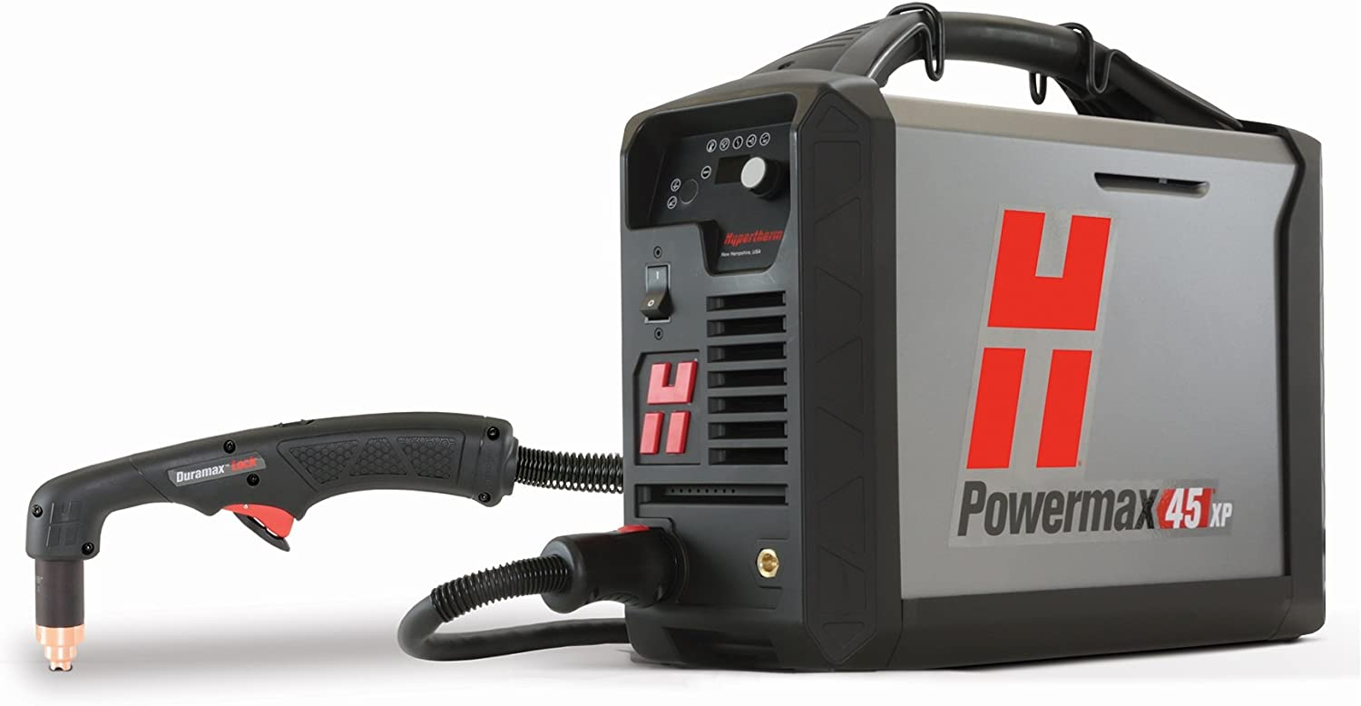 Hypertherm Powermax45 XP Hand System w CPC Leads - o Max 67% Ultra-Cheap Deals OFF 20'
