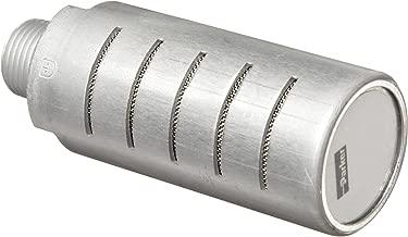 Parker ES50MC Aluminum Exhaust Silencer, 1/2