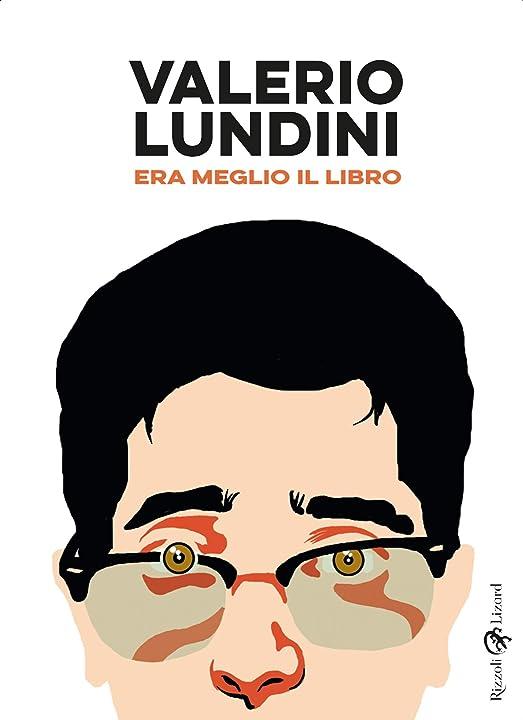 Valerio lundini - era meglio il libro (italiano) copertina flessibile 978-8817154789