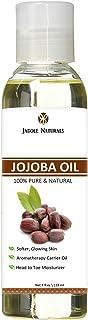 Jadole Naturals Jojoba Oil, 4 fl oz 118 ml