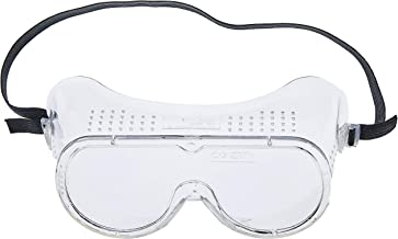 Óculos Ampla Visão Perfurado, Carbografite 012130712, Transparente