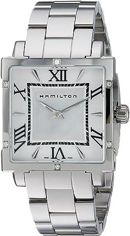 Hamilton - Jazzmaster Square Lady - H32291114