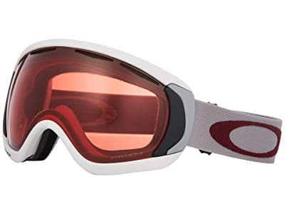 Oakley Canopy (Sharkskin Port w/ Prizm Rose) Snow Goggles