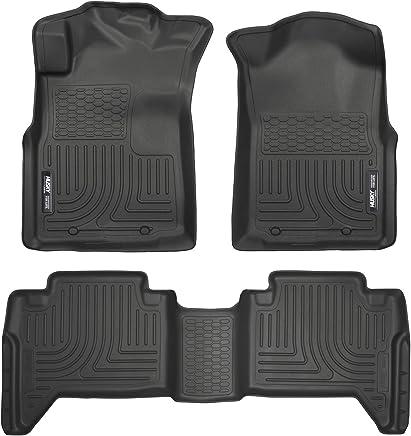 3 Pack Husky Liners 99661 Black Front /& 2nd Seat Floor Liners Fits 17-19 Impreza 18-19 Subaru Crosstek