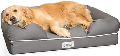 US Memory Foam Orthopedic Dog Bed