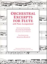 Carl Fischer Orchestral Excerpts For Flute (Standard)