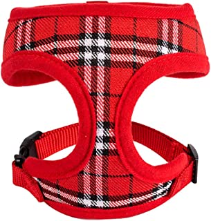 Ringloose No Pull Dog Vest Harness - Soft Mesh for Small Medium Dog Puppy Pets Easy Control Handle for Walking Training