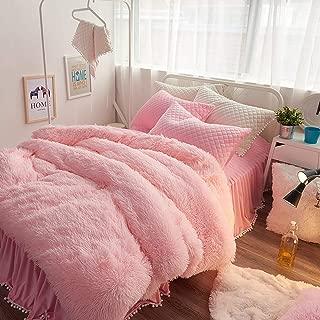 real fur bedding