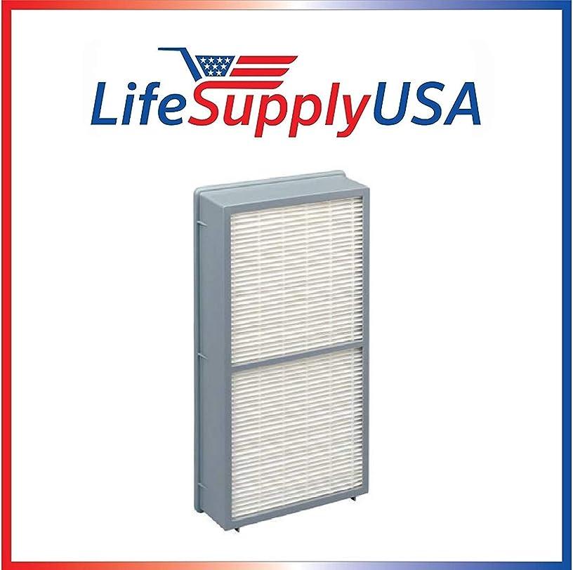 LifeSupplyUSA Air Purifier Filter Fits Hunter 30962 Models 30730, 30713 & 30730