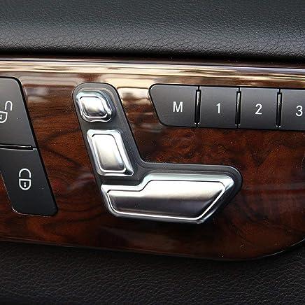 CHOULI per emulatore SRS Mercedes-Benz E W211 SL W230 SLK W171 emulatore Sedile 3 Nero