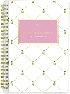 """$21 » Academic Planner 2021-2022, Simplified by Emily Ley for AT-A-GLANCE Weekly & Monthly Planner, 5-1/2"""" x 8-1/2"""", Small, Cust..."""